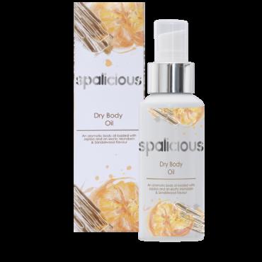 Mandarin & Sandalwood Dry Body Oil