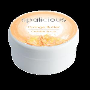 Orange Butter Cellulite Scrub