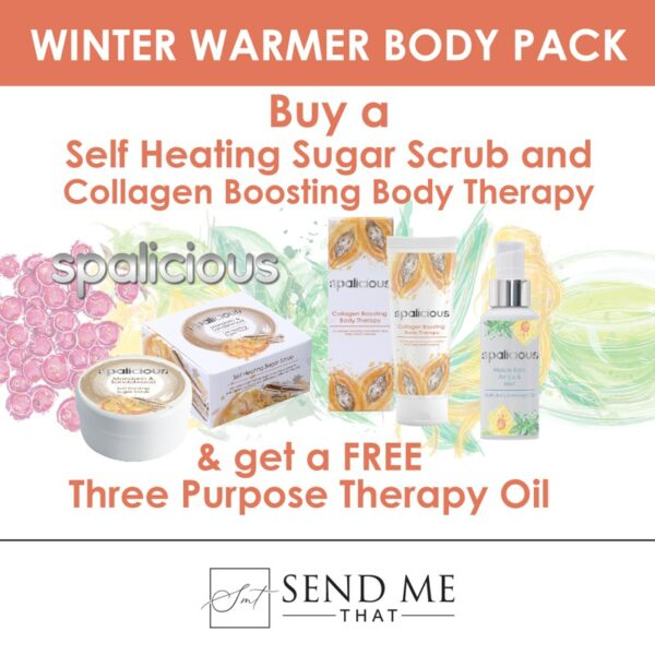 Spalicious Winter Warmer Body Pack